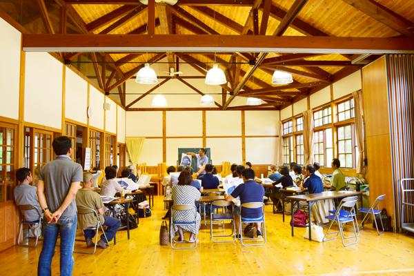 蛍のころの「水の山」映像祭大前玲子シナリオ教室